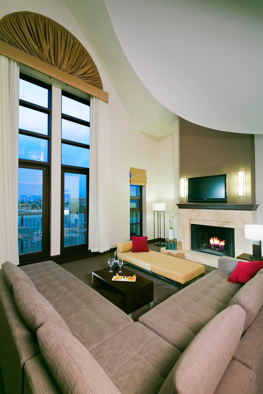 Ocean Suite at Delta Victoria Ocean Pointe Resort and SpaVictoriaCanada