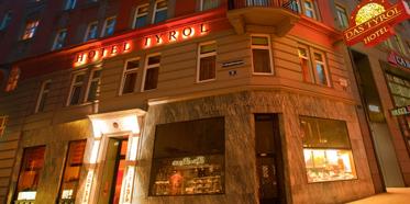 Das Tyrol, Vienna