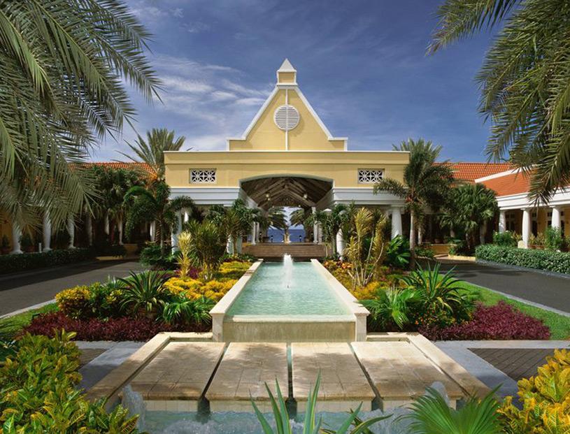 Marriott Curacao Resort