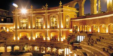Hotel Quinta Real Zacatecas, Mexico