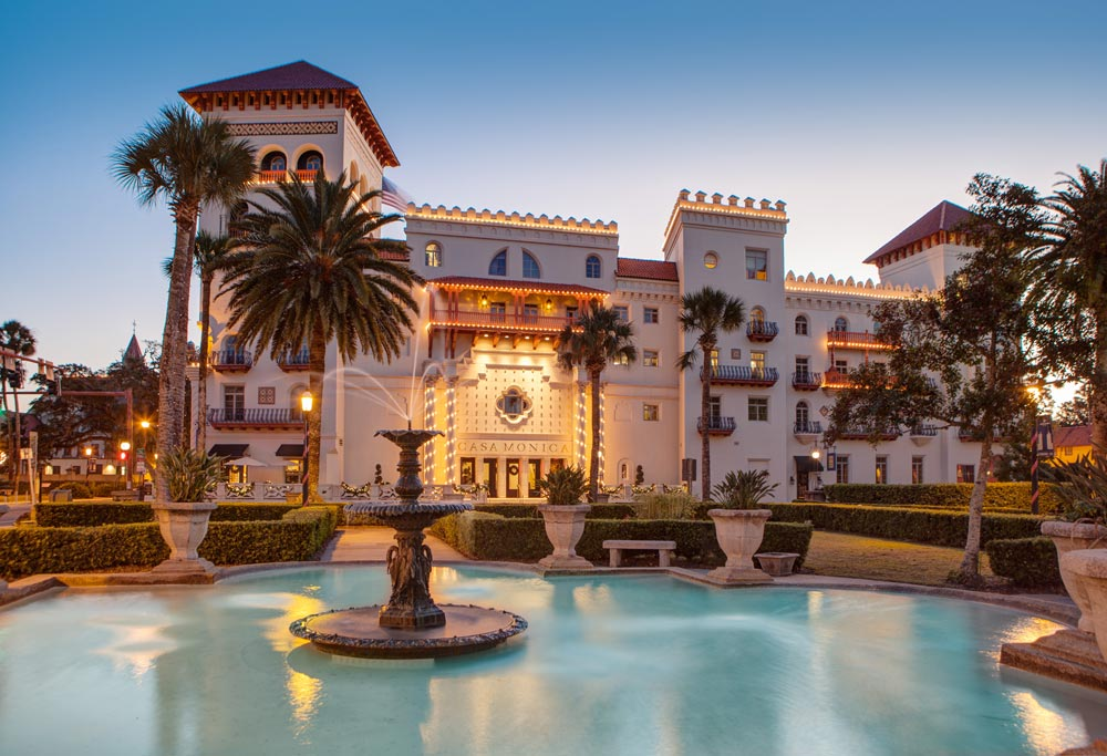 Casa Monica HotelSaint AugustineFL