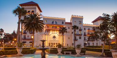 Casa Monica Hotel, Saint Augustine, FL
