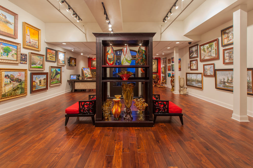 Gallery at Casa Monica Hotel, Saint Augustine, FL