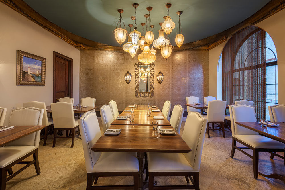 Private Dining Room at Casa Monica Hotel, Saint Augustine, FL