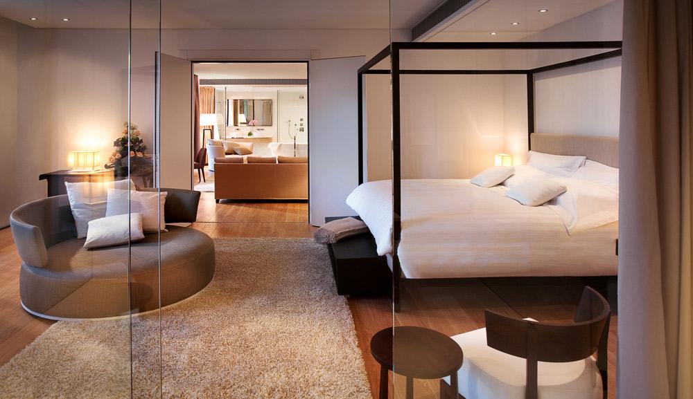 Guestroom at Principe Forte dei Marmi Forte dei MarmiItaly