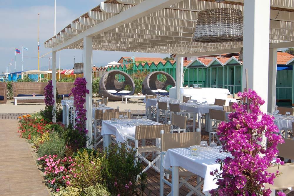 Dining Venue at Principe Forte dei Marmi Forte dei MarmiItaly