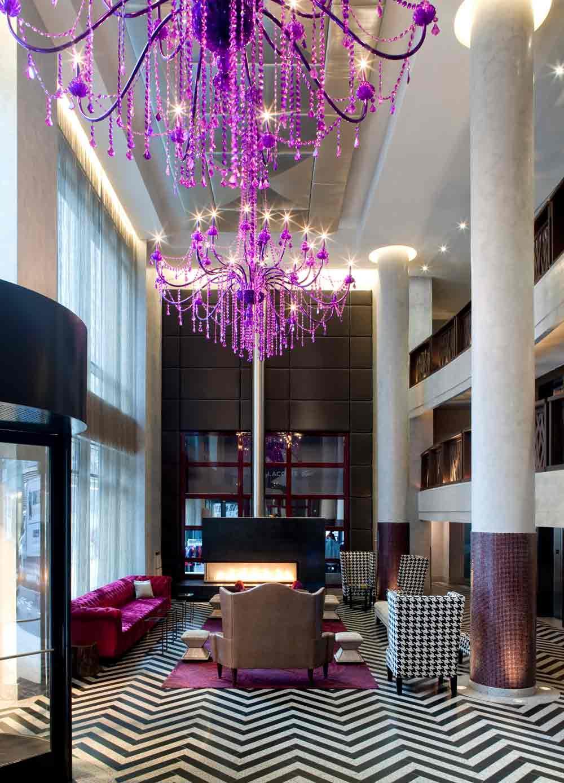 Lobby at Gansevoort Park Avenue