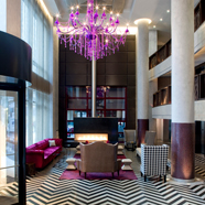 Lobby at Gansevoort Park Avenue