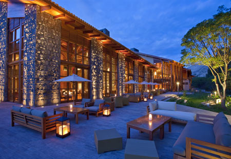 Tambo del Inka Resort and Spa