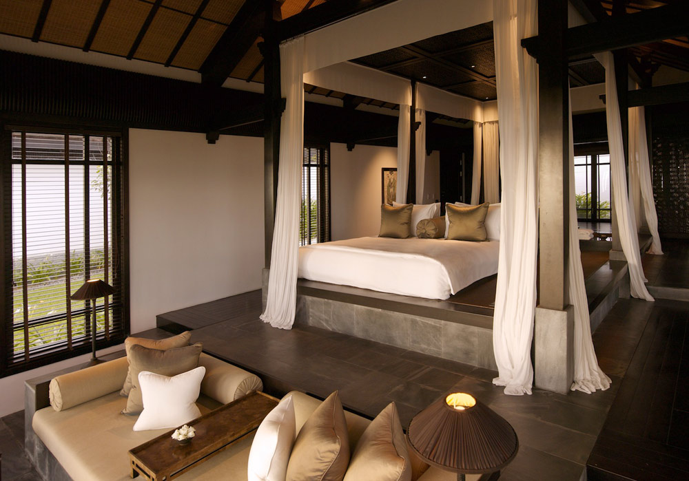 Bedroom in Villa at Na Hai