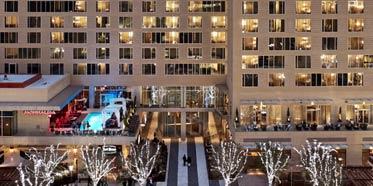 Hotel sorella citycentre houston tx five star alliance for Hotel luxury houston