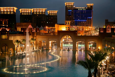 Al Manshar Rotana Hotel