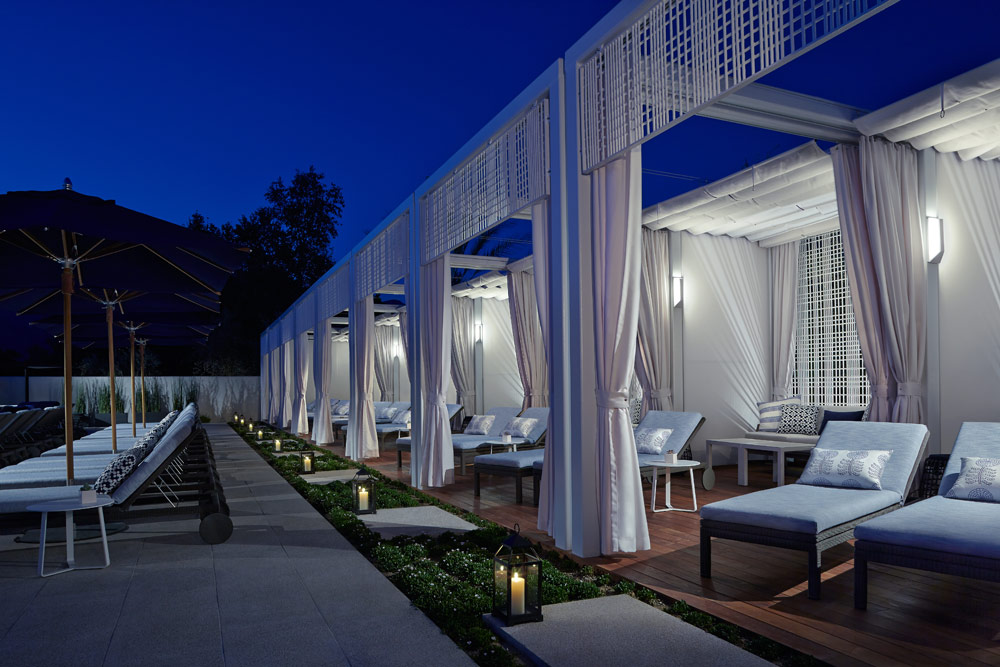 Cabanas at Ojai Valley Inn and SpaCA
