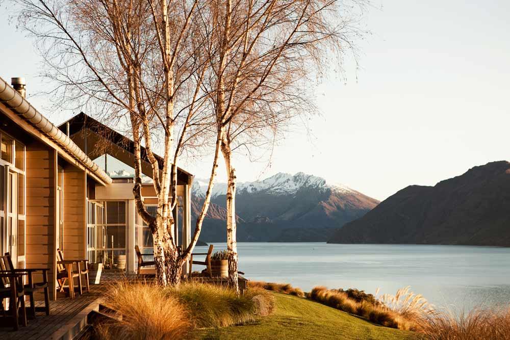 Lodge at Whare Kea