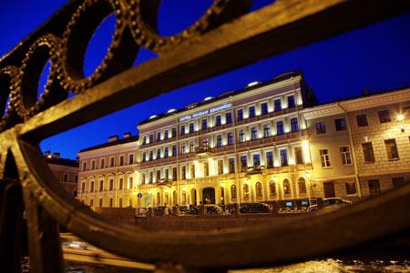 Kempinski Hotel Moika 22 St Petersburg