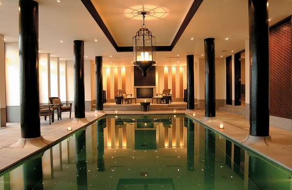 Fuchun Villa Private Indoor Pool