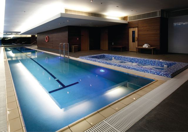 SKYCITY Grand Hotel Auckland Indoor Pool