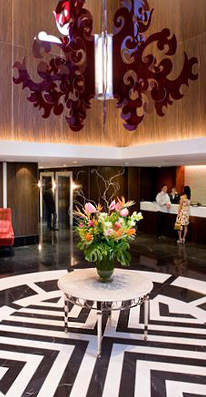 L'Hermitage Hotel Vancouver