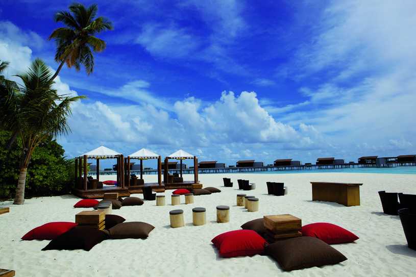Park Hyatt Maldives Hadahaa Beach and Cabanas