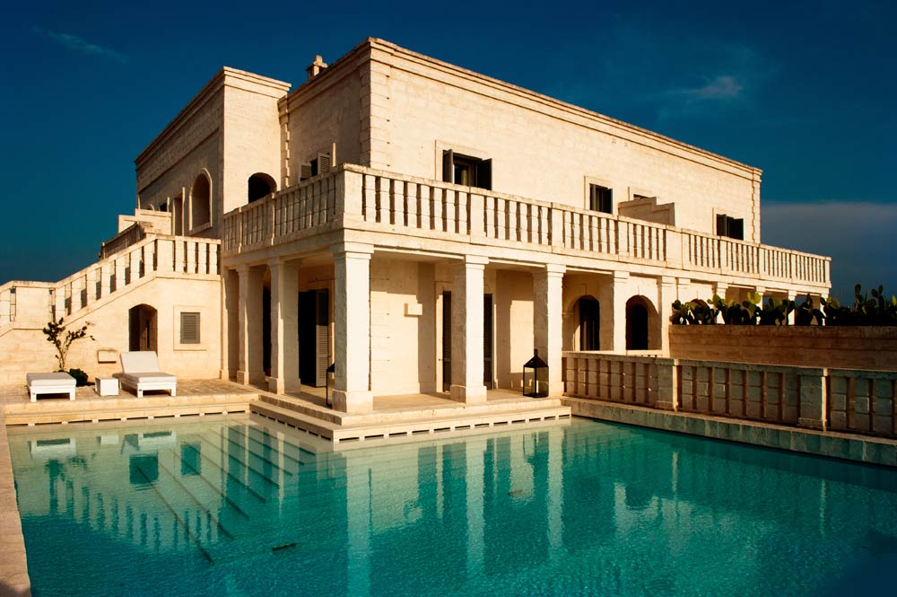 Villa Piscina at Borgo Egnazia