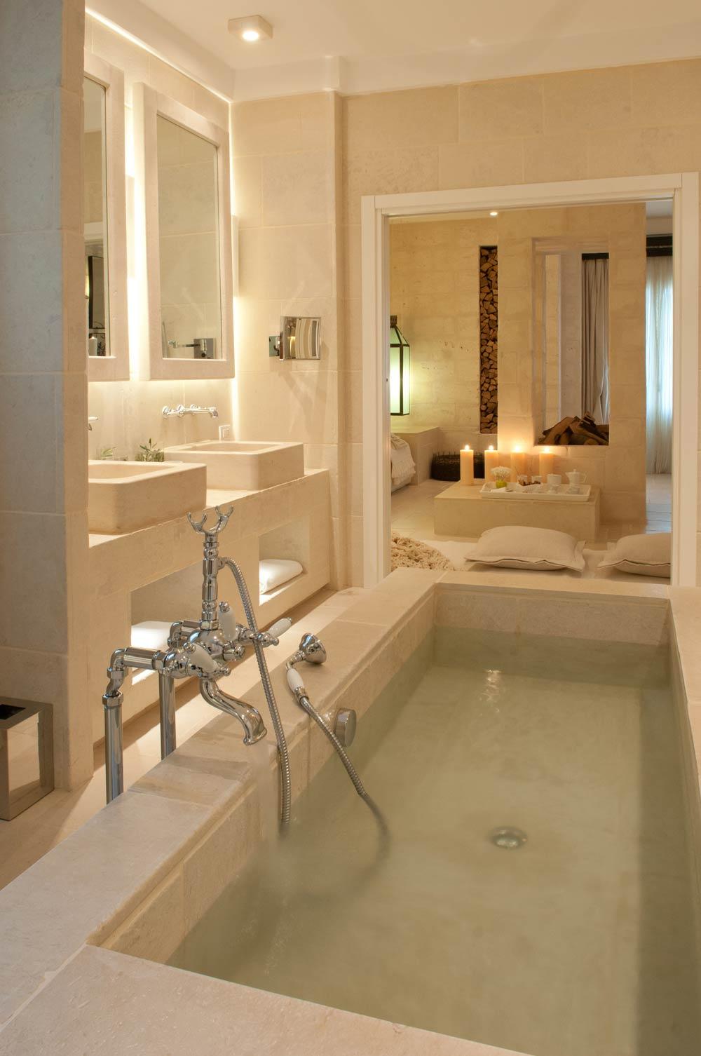 Bath at Borgo Egnazia