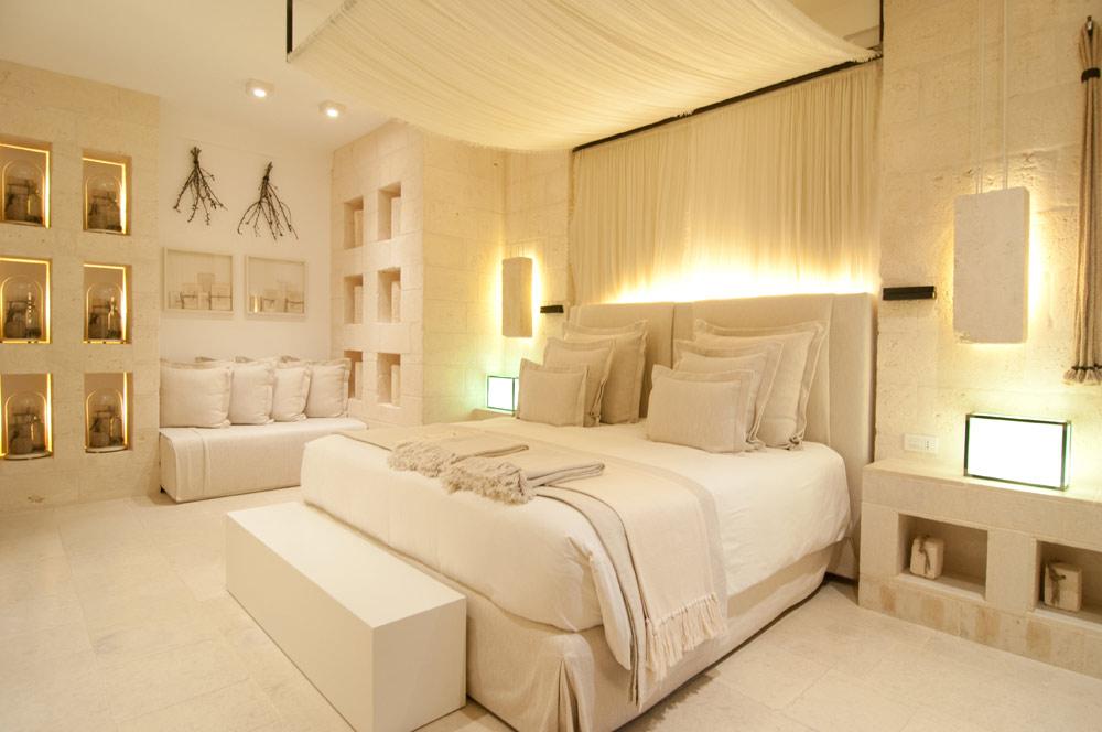 Corte Bella Room at Borgo Egnazia