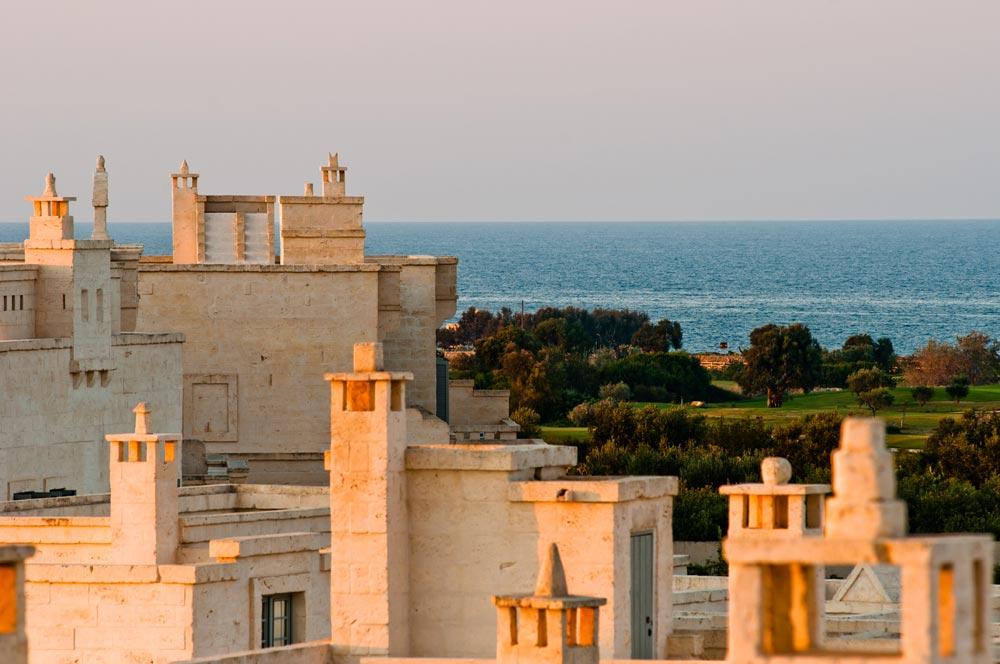 View of Borgo Egnazia