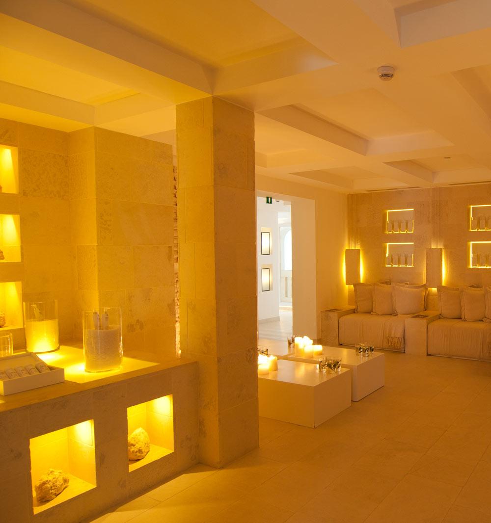 Spa at Borgo Egnazia
