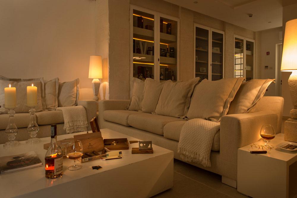Living Area at Borgo Egnazia