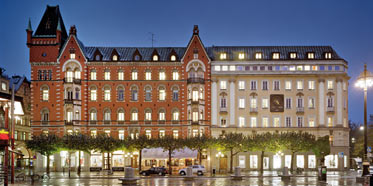 Is Hotel Stockholm