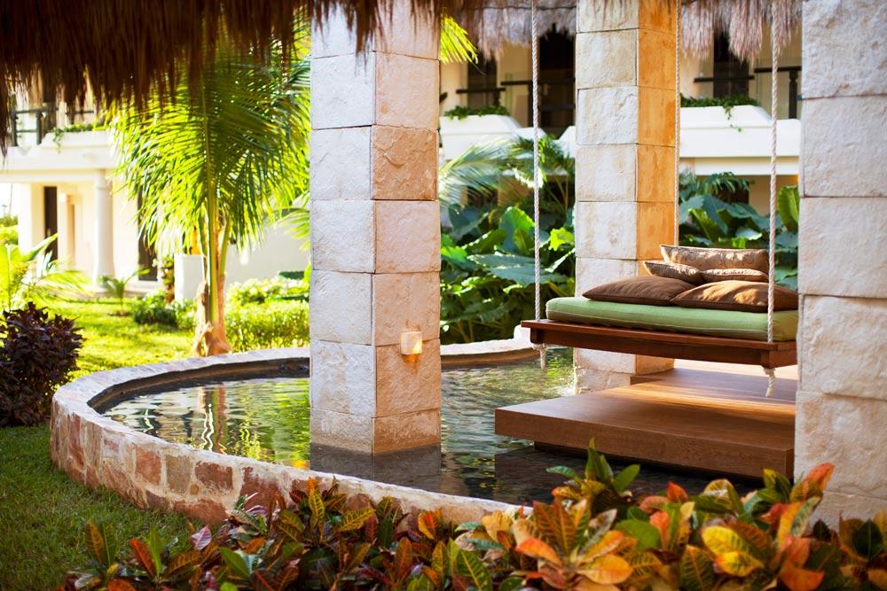 Azul Beach Hotel, Puerto Morelos, Mexico
