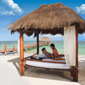 Beach Palapa at Azul Beach Resort Riviera Maya