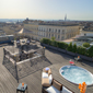 Royal Suite Terrace at InterContinental BordeauxFrance
