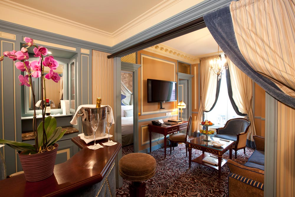 Prestige Suite at InterContinental BordeauxFrance