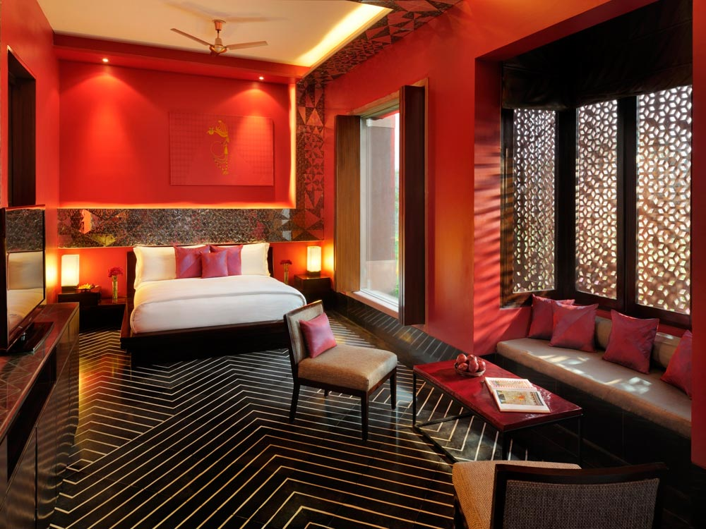 Luxury Suite at Lebua Resort JaipurRajasthanIndia