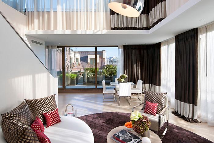 Mandarin Oriental Paris Premier Atelier Suite