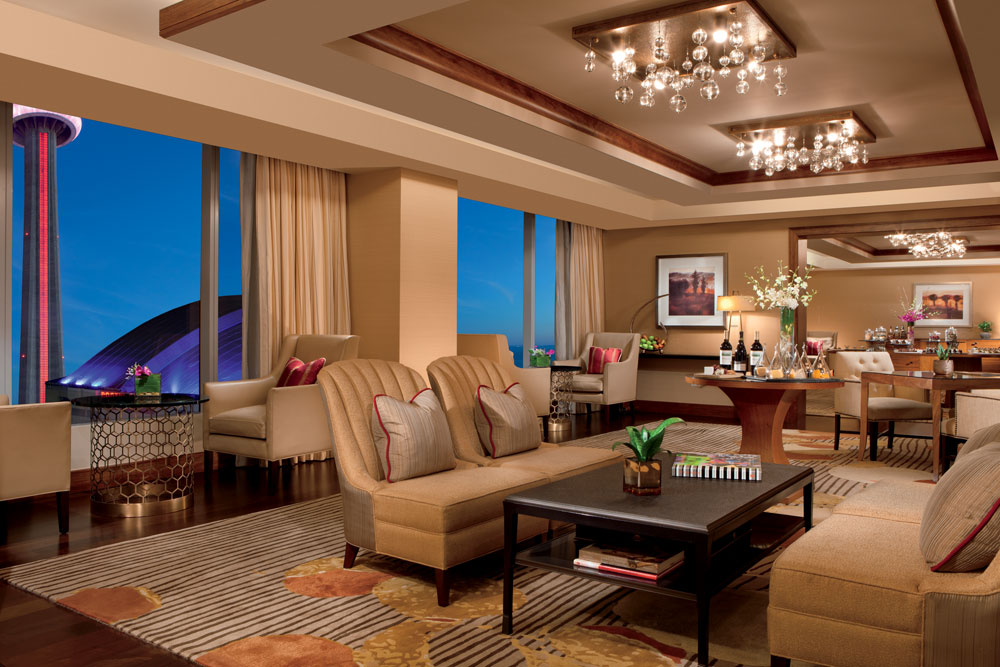 Club Lounge at The Ritz-CarltonTorontoCanada