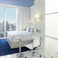 Deluxe Guest Room at NoMo Soho New York