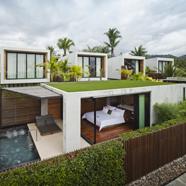 Guest Villa at Casa de La FloraPhang NgaThailand
