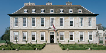 Stapleford Park Country House