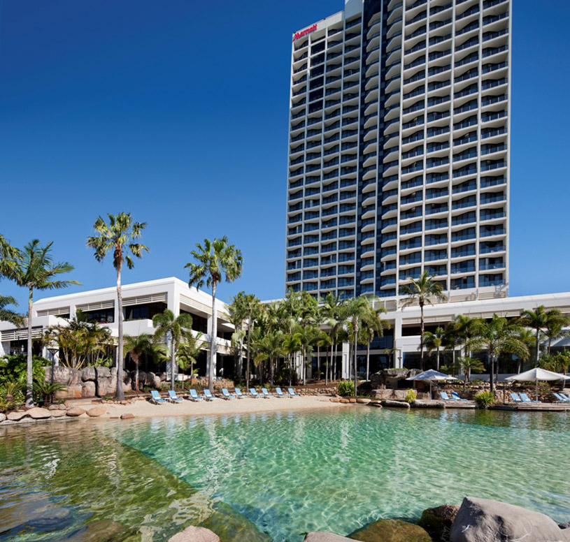 Surfers Paradise Marriott Resort and Spa