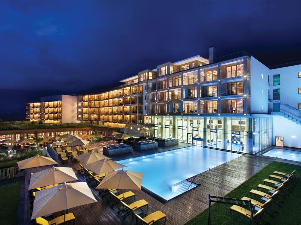Kempinski Hotel Das Tirol Exterior, Austria