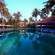 Pool at Anantara Mui NePhan Thiet Vietnam