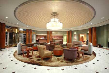 The Westin Georgetown Lobby