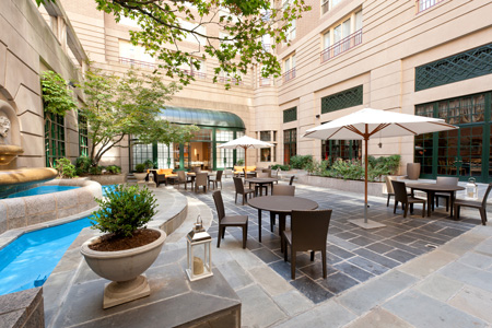 The Westin Georgetown Courtyard