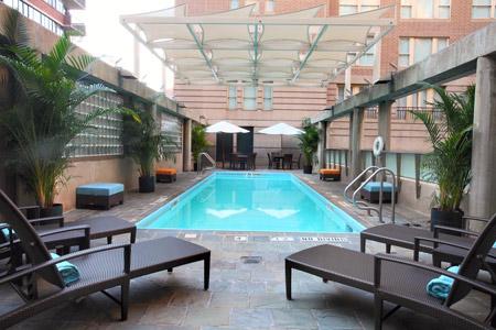 The Westin Georgetown Seasonal Outdoor Pool