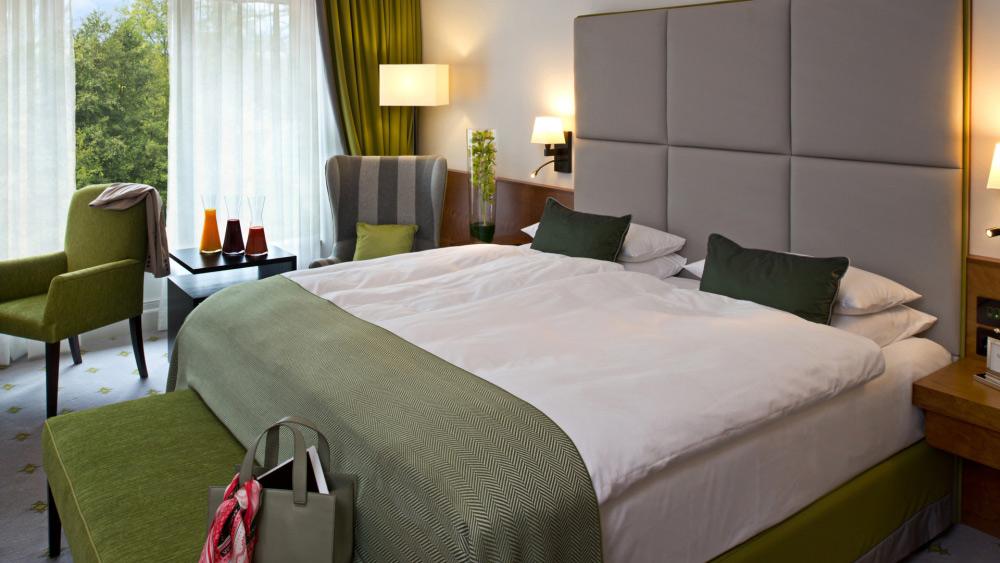 Grand Deluxe Room at Kempinski Hotel Gravenbruch
