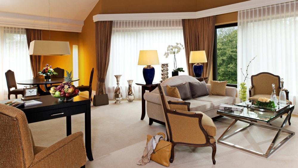 Park Suite at Kempinski Hotel Gravenbruch