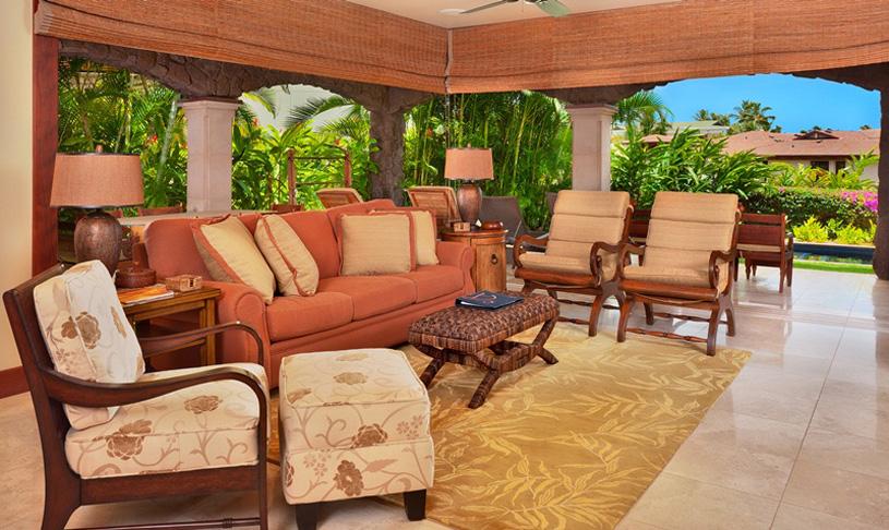 Wailea Beach Villas Interior