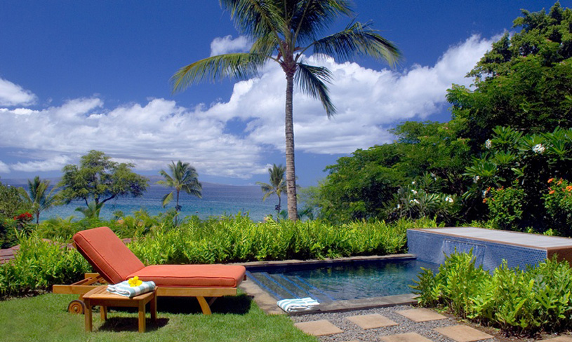 Wailea Beach Villas Plunge Pool